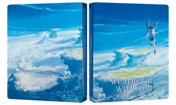 Weathering With You - Blu-ray/DVD/CD Collector's Edition