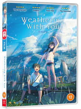 Weathering With You - DVD