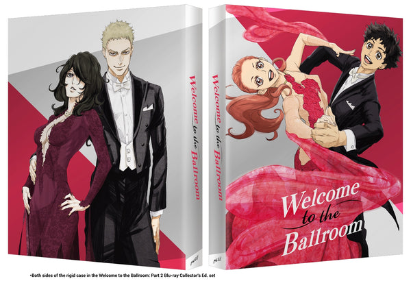 Welcome to the Ballroom: Part 2 - Blu-ray Collector's Edition
