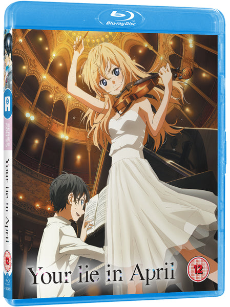 Your Lie in April: Part 2 - Blu-ray