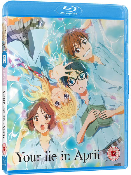 Your Lie in April: Part 1 - Blu-ray