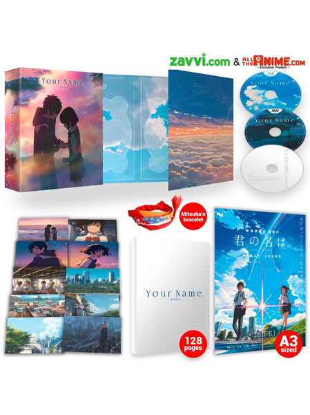 Your Name - Ltd Deluxe Edition