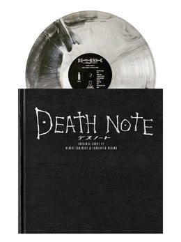 DEATH NOTE Official Soundtrack Vinyl (Notebook Version)