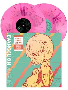 EVANGELION FINALLY - Soundtrack Vinyl
