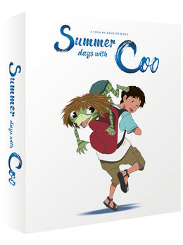 Summer Days With Coo - Blu-ray/DVD Collector's Edition