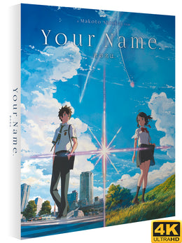 Your Name - 4K UHD Blu-ray + Blu-ray Collector's Edition