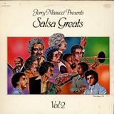 JERRY MASUCHI  PRESENTS SALSA GREATS-VOL2