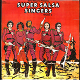 SUPER SALSA SINGERS – VOL2