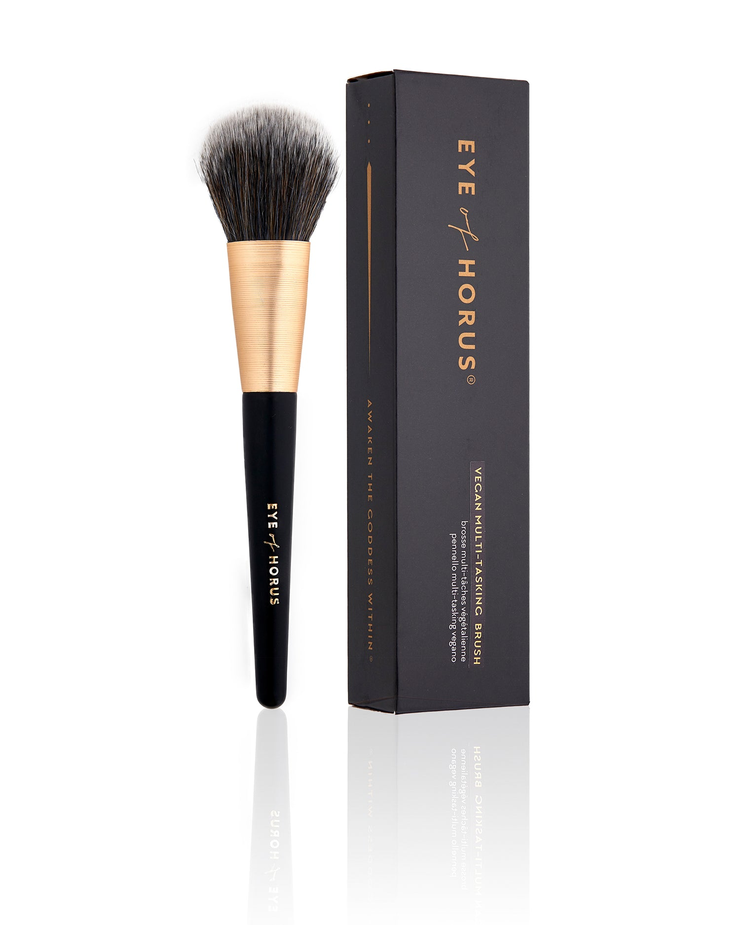 Vegan Multi-Tasking Brush