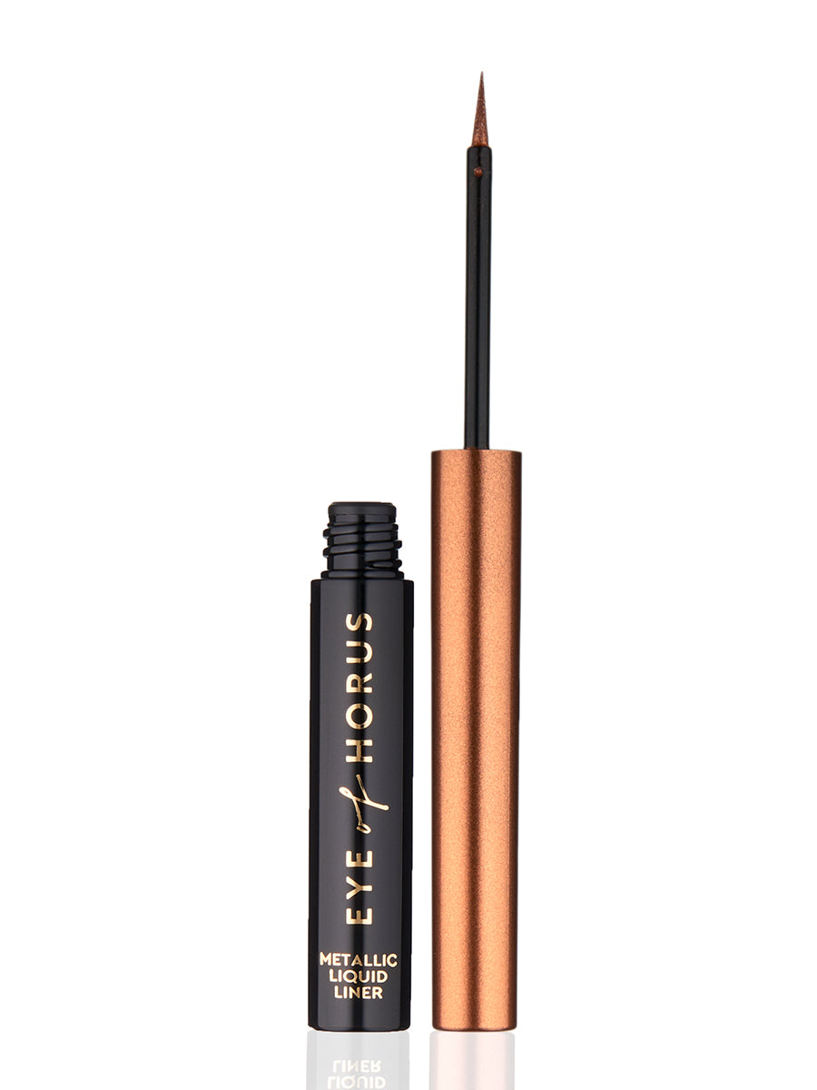Imperial Bronze Metallic Liquid Eyeliner
