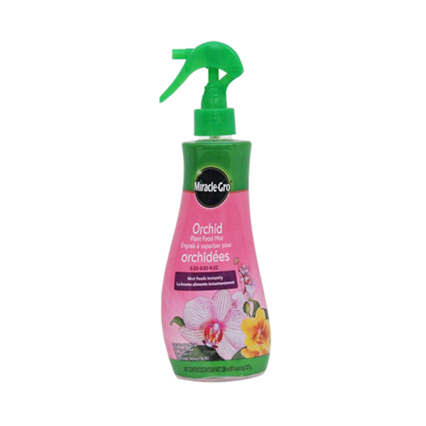 Miracle-Gro <br> Orchid Plant Food Mist