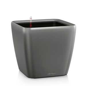 Lechuza QUADRO 43 LS <br> All-in-One <br> Smart-Watering Planter