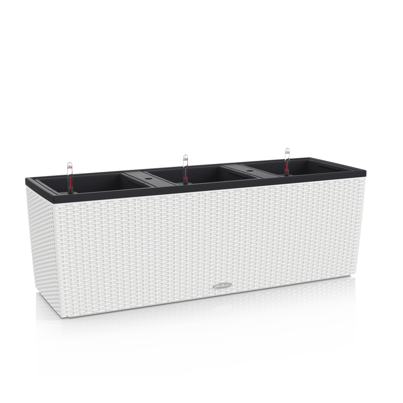 Lechuza Trio Cottage 40 <br> All-in-One <br>Smart-Watering Planter