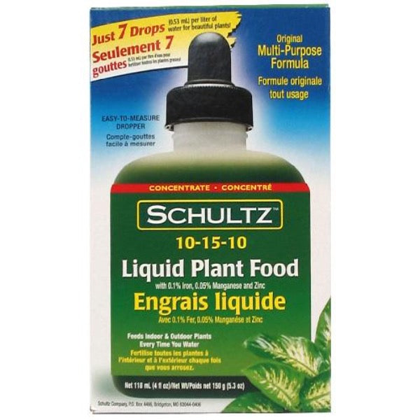 Schultz <br> Liquid Plant Food <br> 10-15-10
