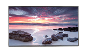 "86"" Super Slim LED Screens"