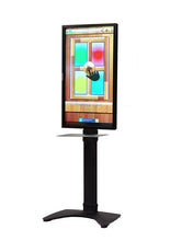 "Load image into Gallery viewer, 65"" and 80"" Overlay Touchscreens with Android Device"