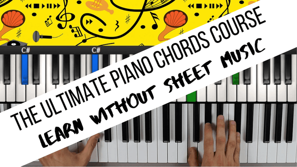 The Ultimate Piano Chords Course