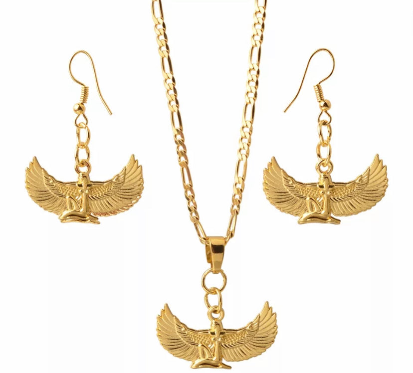 Egyptian Goddess Set