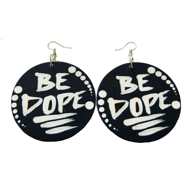 """BE DOPE"""