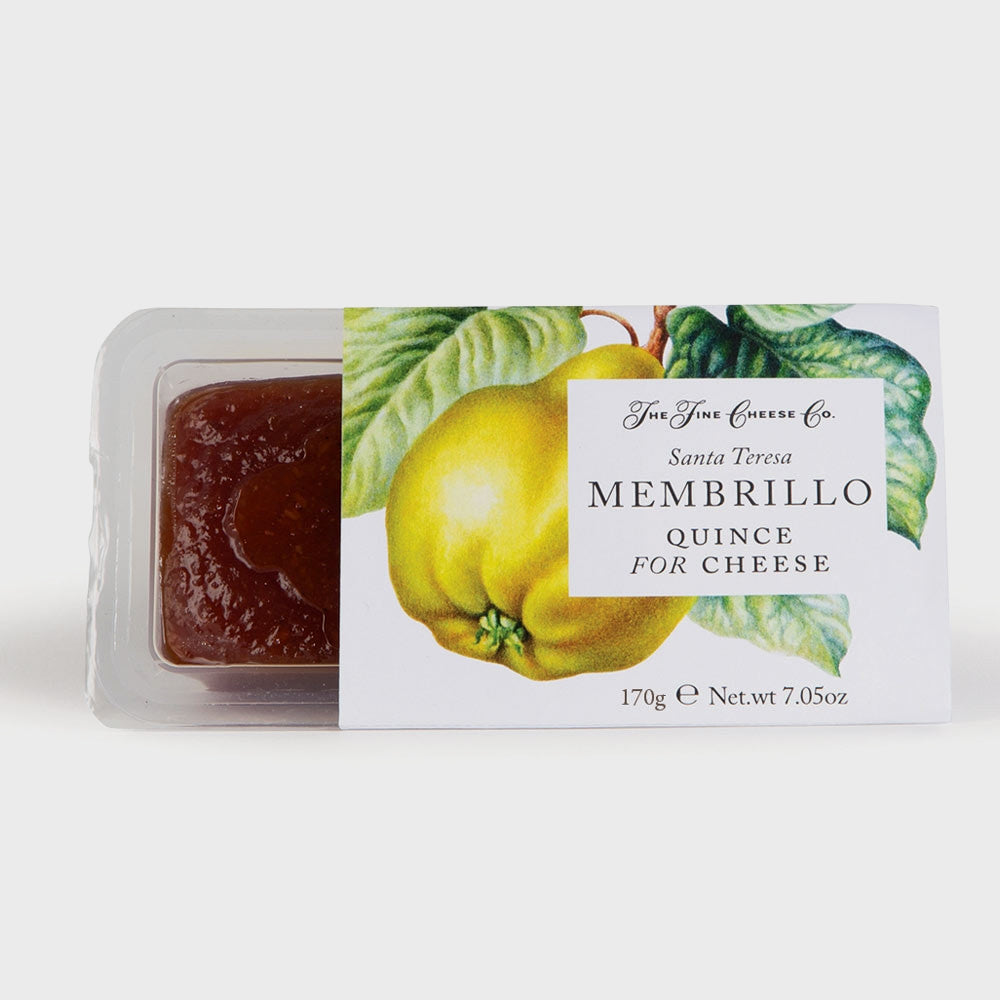Membrillo for Cheese (Quince Jelly)