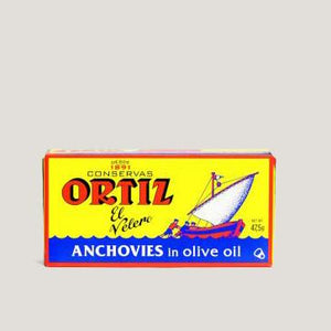 Ortiz Anchovy Fillets-Food & Drink-Brindisa-Brassica Mercantile
