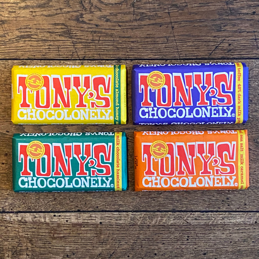 Tony's Chocolonely Bars