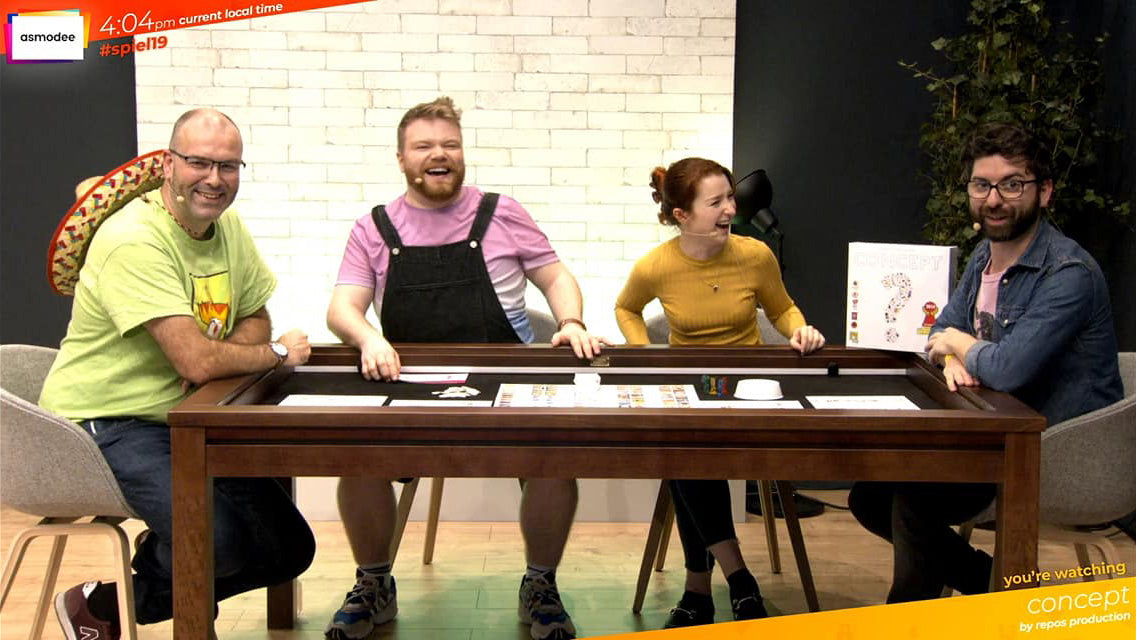 Asmodee Live Twitch More Games Please