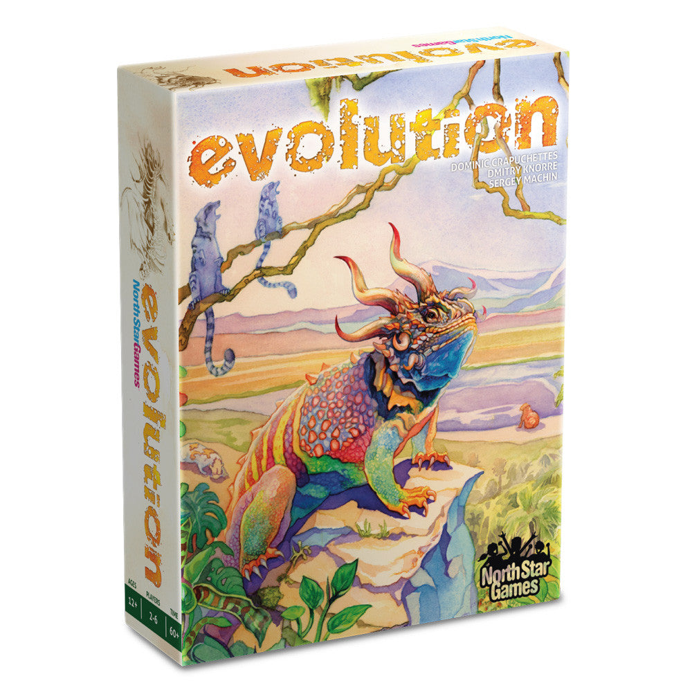 Evolution (T.O.S.) -  North Star Games