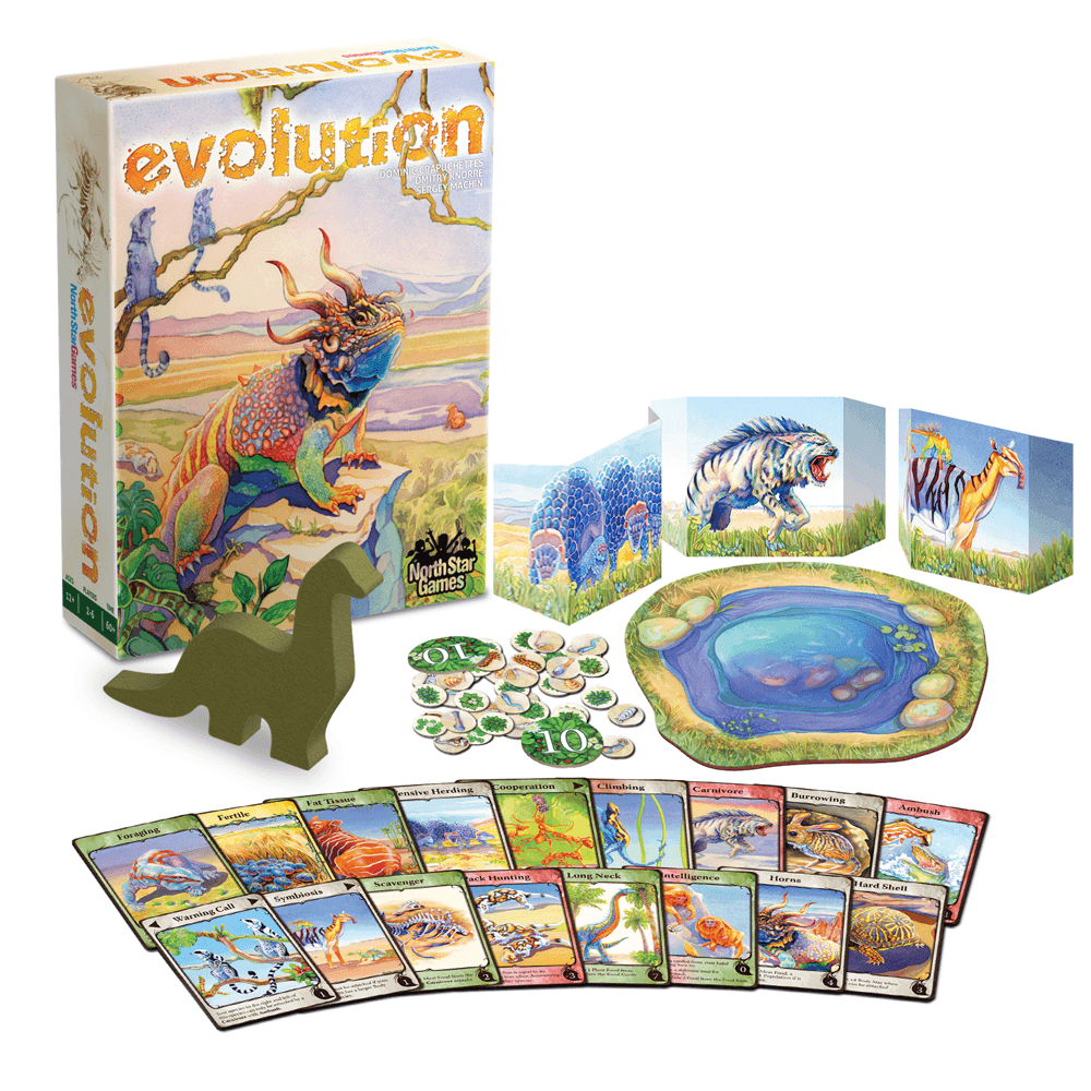 Evolution Board Game – North Star Games