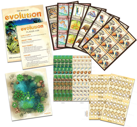 Make Your Own Copy of Evolution