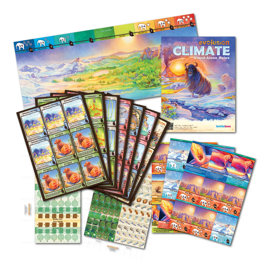 Climate Stand-Alone Game Evolution