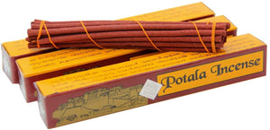 3 Box Original Potala Tibetan Traditional Incense (Small 60 Sticks) - DharmaObjects
