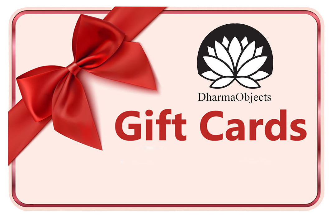 DharmaObjects Gift Card