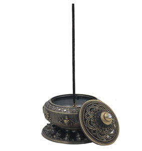 Charcoal Incense Burner 3 Inches Tall