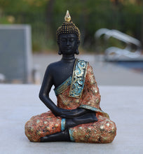 Load image into Gallery viewer, Buddha Statue for Home Altar Shrine Meditation Room 8 Inches Tall