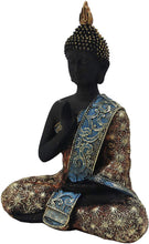Load image into Gallery viewer, DharmaObjects Buddha Statue Vitarka Mudra Buddha Statue for Home Meditation Gift 8 Inches Tall