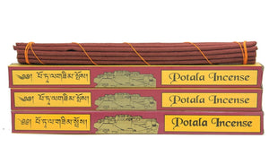 3 Box Original Potala Tibetan Traditional Incense