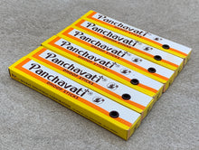 "Load image into Gallery viewer, Panchavati Dhoop Incense 5"" Sticks"