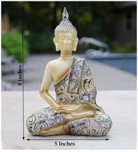 Load image into Gallery viewer, Meditation Buddha Statue for Home 8 Inches Tall