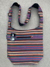 Load image into Gallery viewer, Handloom Hobo Bohemian Sling Crossbody Bag