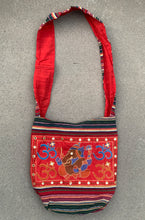 Load image into Gallery viewer, Ganesha Hippie Hobo Bohemian Crossbody Bag Purse