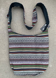 Handloom Hobo Bohemian Sling Crossbody Bag