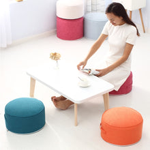 Load image into Gallery viewer, New Design Round High Strength Sponge Seat Cushion Tatami Cushion Meditation Yoga Round Mat Chair Cushions Hap-deer