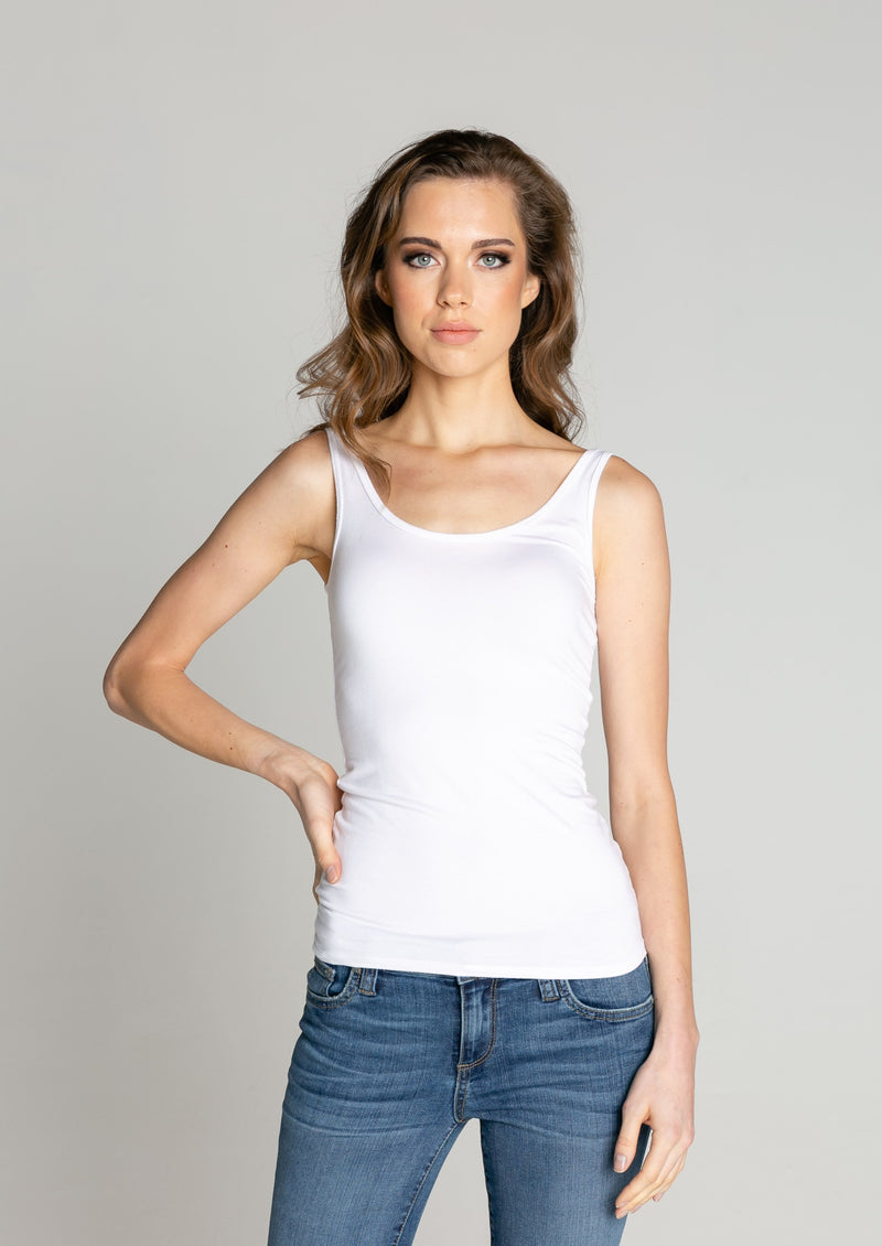 Milan Scoop Neck Tank 3-Pack Bundle