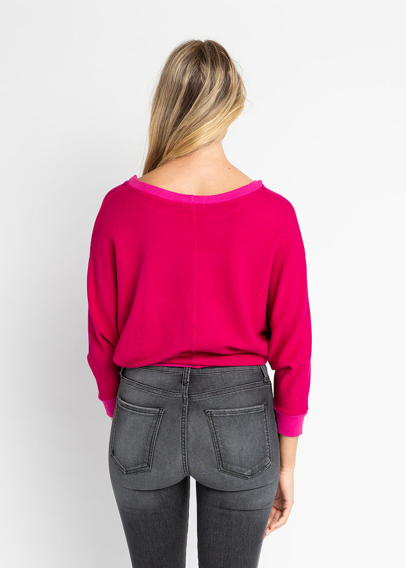 Georgia Crop Sweatshirt
