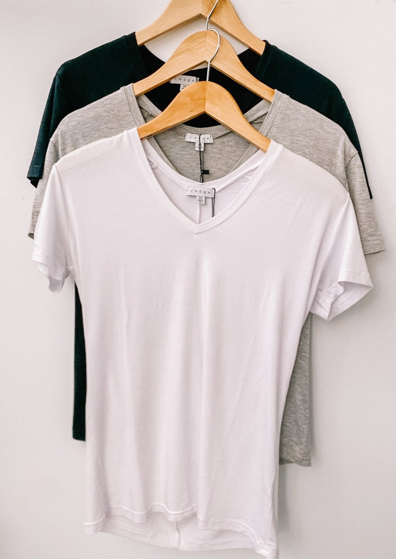 Paris V-neck Tee 3-Pack Bundle