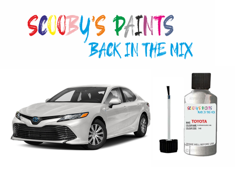 Toyota-Camry-hybrid-Car-touch-up-paint-Scratch-repair-kit