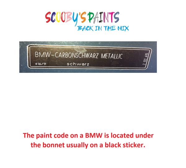 BMW-7-Series-Car-Paint-Code-Locations