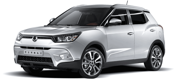 Ssangyong Tivoli Touch Up Paints & Aerosol Spray paint