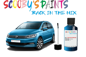 Touch Up Paint For Volkswagen